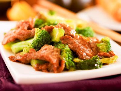 Beef With Broccoli Stir Fry (New Year)