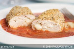 Italian Stuffed Chicken Breast