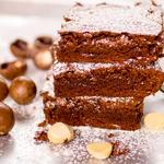 Light Chocolate Brownies