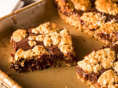 Vanilla Brownies(Things)