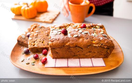 Lisa's Best Pumpkin Bread