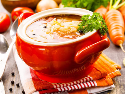 Tom's Cabbage Soup