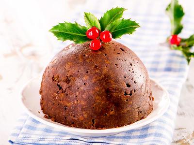 Buttermilk Christmas Pudding