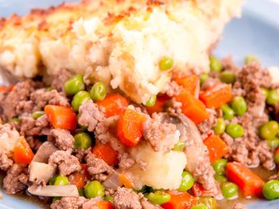 Basic Shepherds Pie