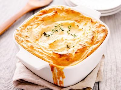 Cottage Pie (or) Shepherd's Pie