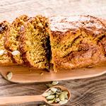 Moist Orange Pumpkin Bread