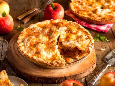 Almost Perfect Apple Pie