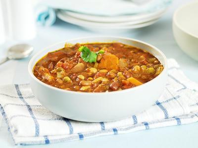 Crockpot Bean Soup
