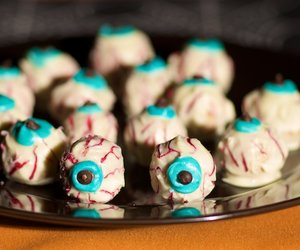 Scary Spooky Halloween Eyeballs