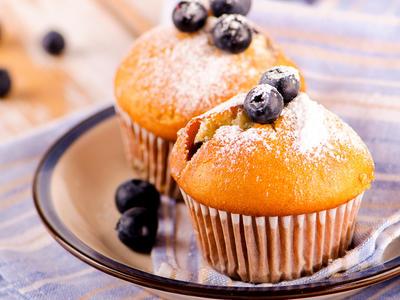 Bisquick Berry Yogurt Muffins