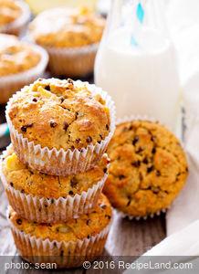 Currant and Orange Muffins
