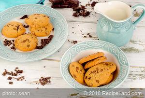 Mrs Fields Banana Nut Cookies