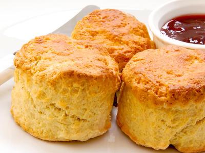 Annie Mae Jones' Sweet Potato Biscuits