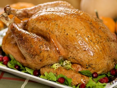 Herbed Turkey and Dressing