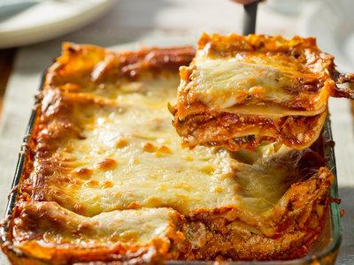 Easy Leftover Turkey Lasagna