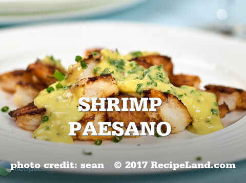 Shrimp Paesano