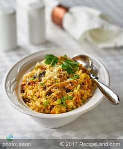 Brunch Rice