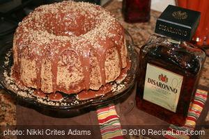 Italian Sour Cream Cake