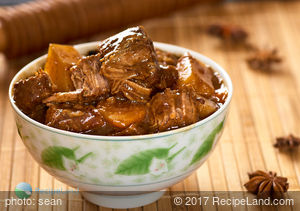Chinese Beef Stew