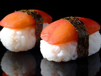 Tomato Sushi