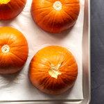 Fresh Pumpkin Puree (Homemade Pumpkin Pie Filling)