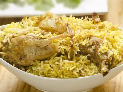 Indian Non-Veg Recipe – Chicken Biryani