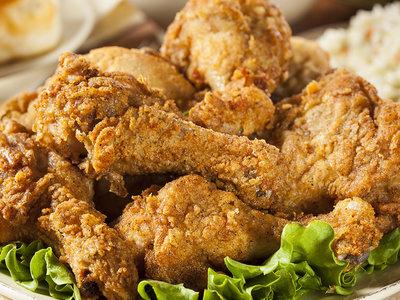 Indian's Favourite Chicken – Crispy Fried Chicken