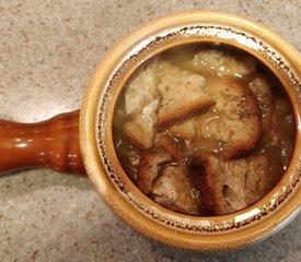 Prairiehare's French Onion Soup