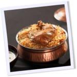 Hyderabadi Chicken Biryani Recipe recipe
