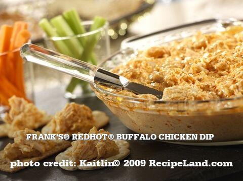 Frank's® RedHot® Buffalo Chicken Dip