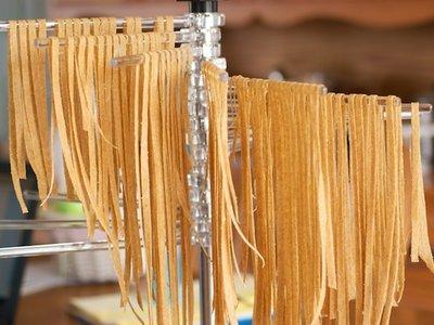 Fresh Light Whole Wheat Pasta