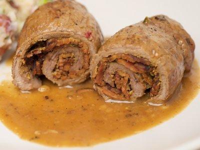German Beef Roulade