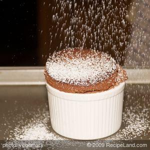 Favorite Chocolate Soufflé