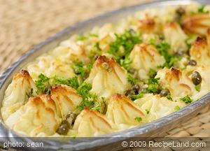 Leftover Mashed Potato Supreme