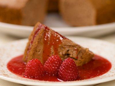 Best Chocolate Angel Food Cake