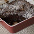 Chocolate Coffee Pudding Cake
