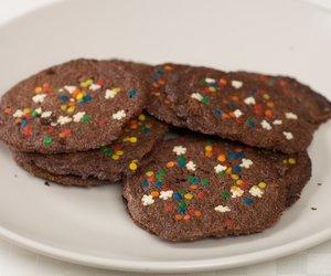 Chocolate Mint Christmas Cookies