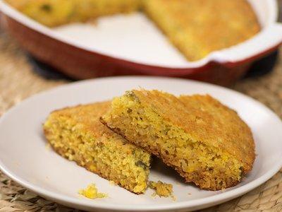 Barley Buttermilk Corn Bread