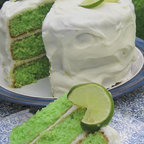 Robb's Tropical Lime Cake
