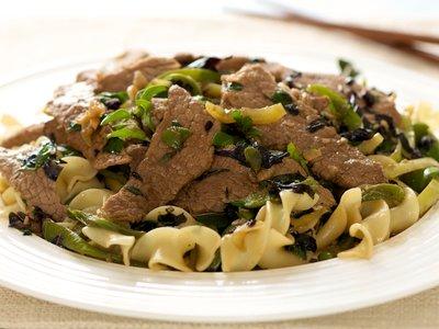 10 Minute Thai Basil Beef