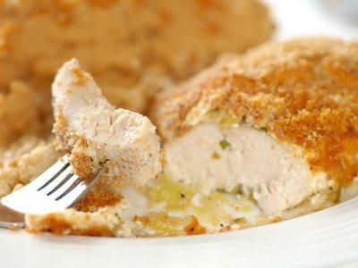 Chicken Breasts a la Budapest