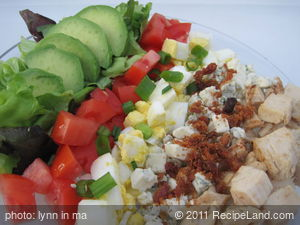 Refreshing Cobb Salad