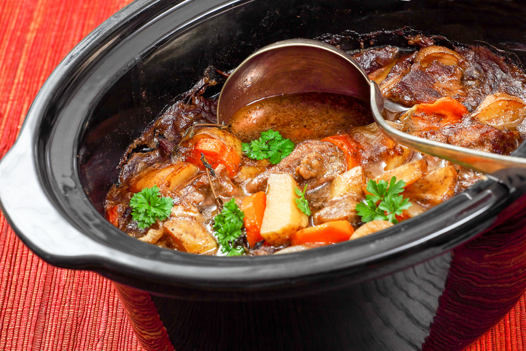 Slow cooker Crockpot Irish Stew